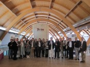 PRESTIGIOUS ARCHITECTS FROM MADRID VISIT PROTOS
