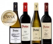 BODEGAS PROTOS AWARDED WITH 4 GOLD MEDALS IN THE CHINA WINE & SPIRITS AWARDS