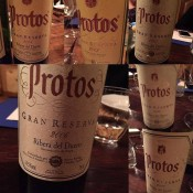 PROTOS GRANDES RESERVAS SHOWED THEIR GREAT AGEING POTENTIAL