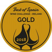 "PROTOS CRIANZA 2015 OBTIENE EL "" BEST OF SPAIN WINE CHALLENGE GOLD"" EN EL CERTAMEN  ""BEST OF SPAIN WINE CHALLENGE"" IRLANDA 2018"