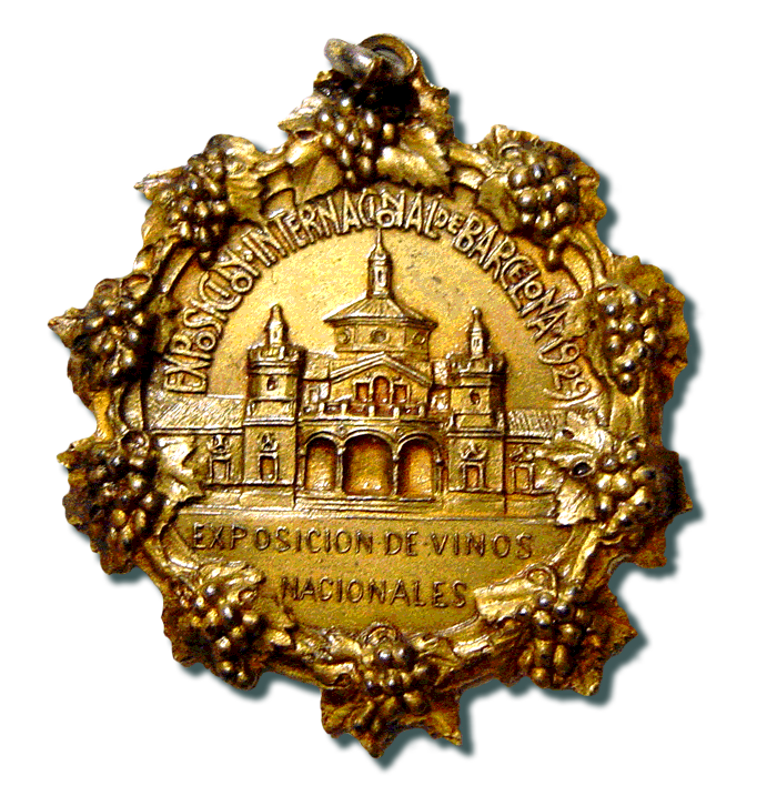 Medalla Exposición Universal de Barcelona de 1929