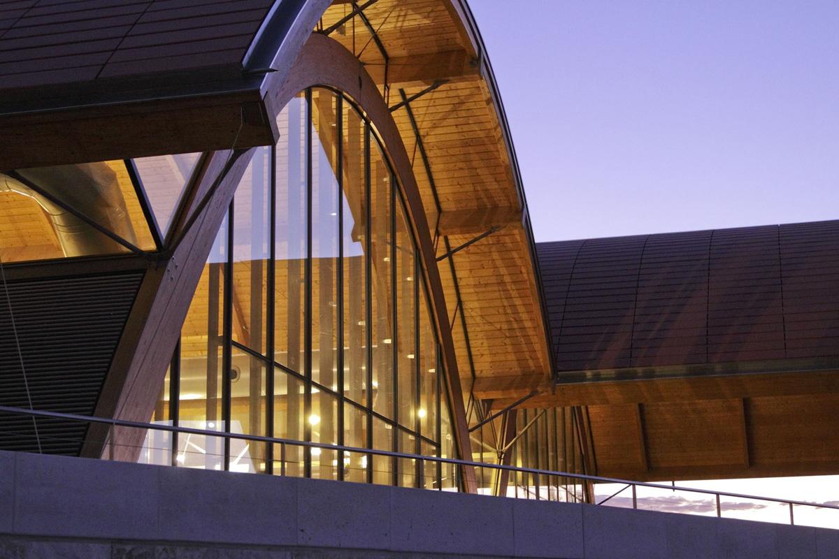 Arquitectura Bodegas Protos