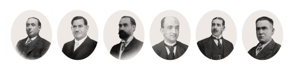Fundadores Bodegas Protos