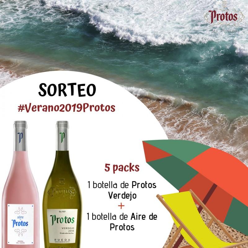 Sorteo #Verano2019 Protos Instagram