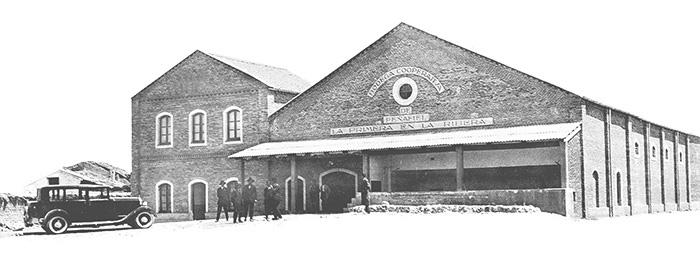 Antigua Bodega Protos Historia