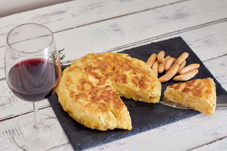 #Gastroprotos Protos Tortilla de Patata