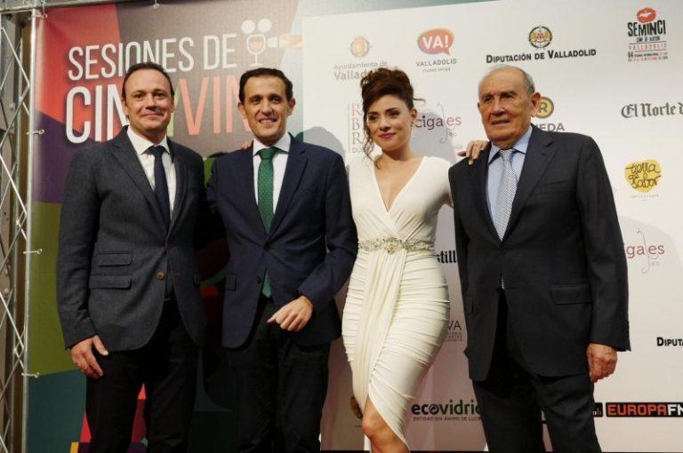 Bodegas Protos recibe la Espiga de Oro de Honor en la Seminci de Valladolid