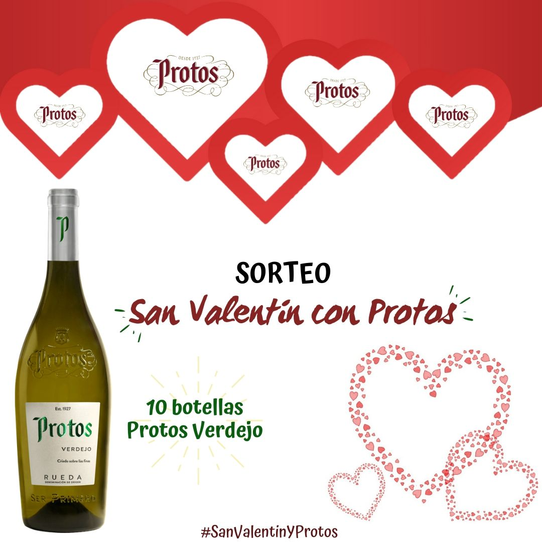 Sorteo San Valentín 2020