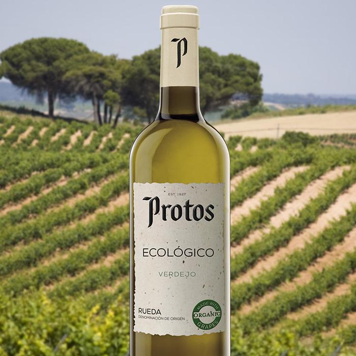 Protos Organic White