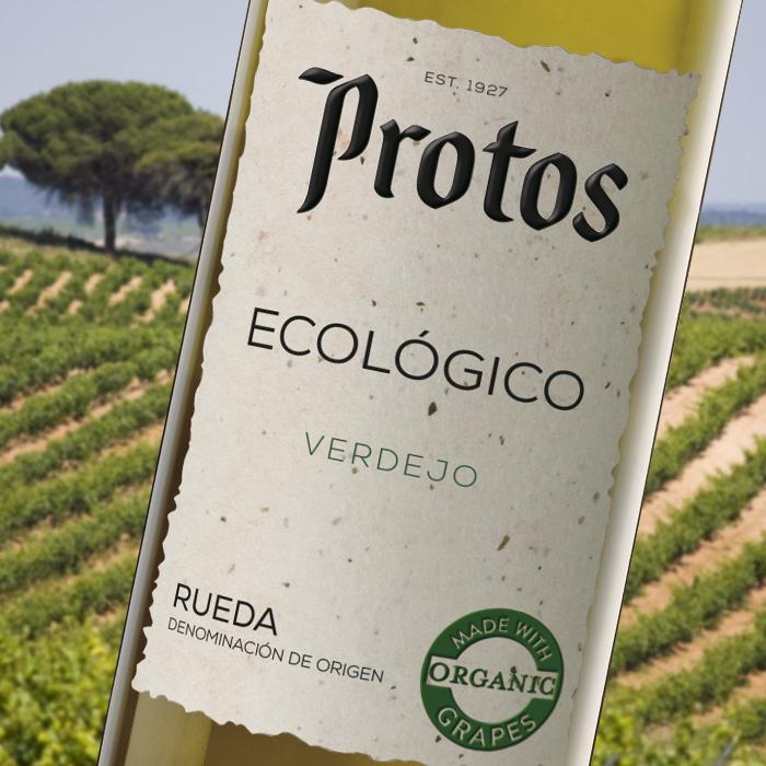Protos Verdejo ecologico