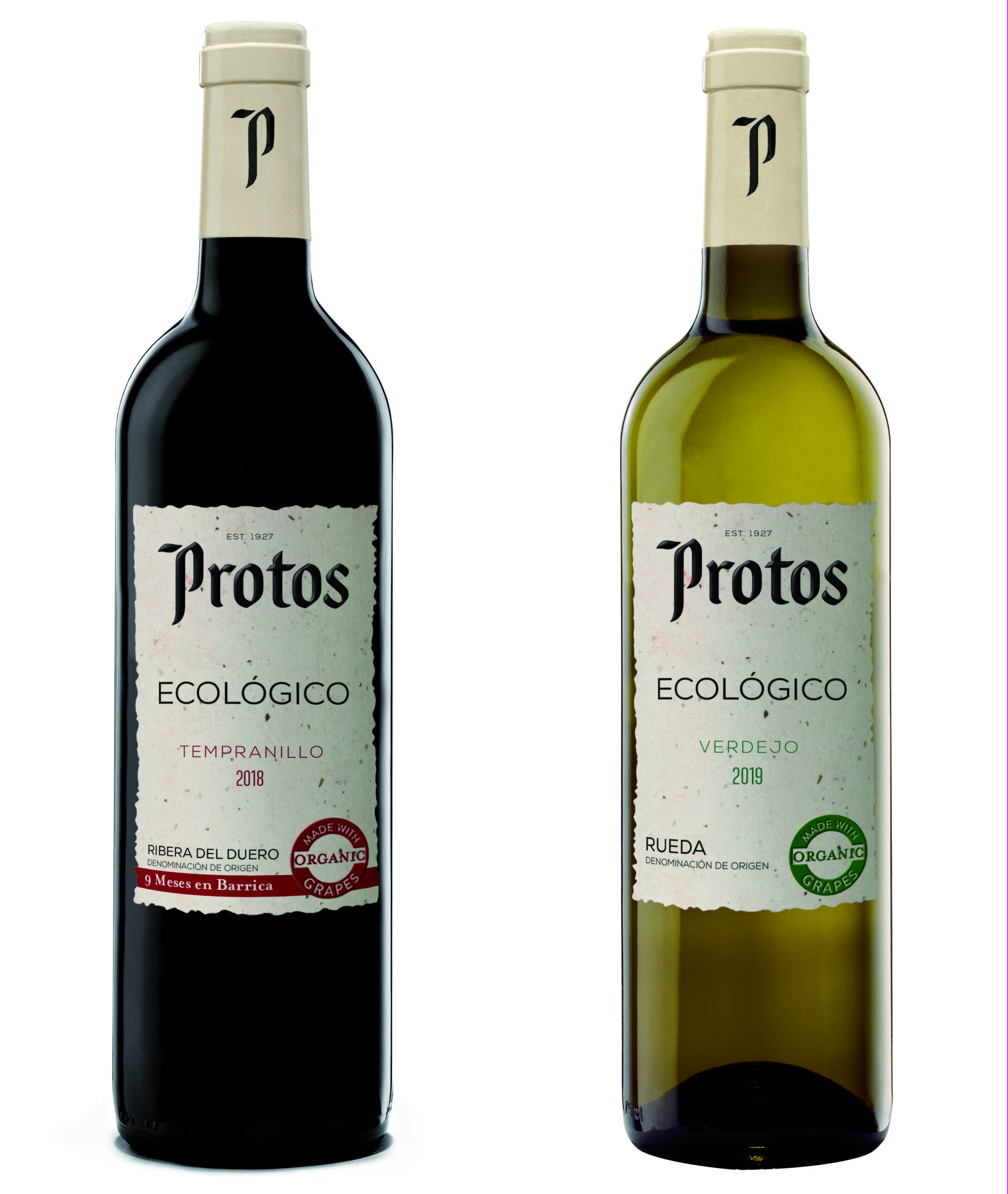 Gama ecológica de Protos