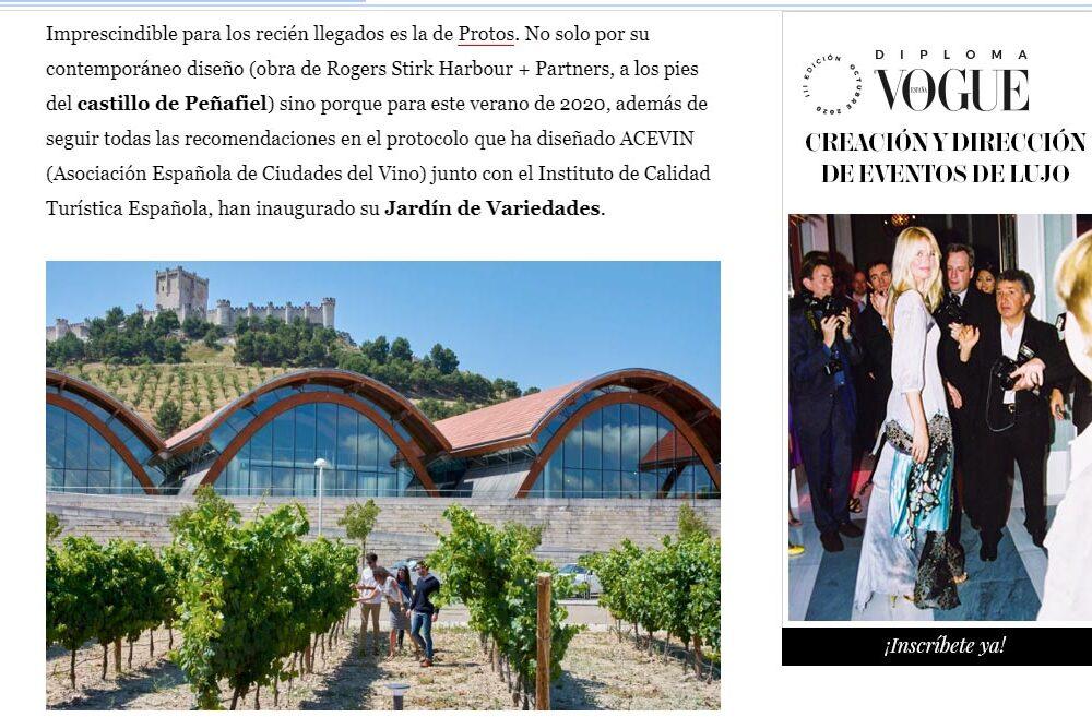 La Ribera del Duero vallisoletana en 5 paradas de ensueño