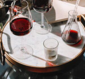 elaboración vino casero