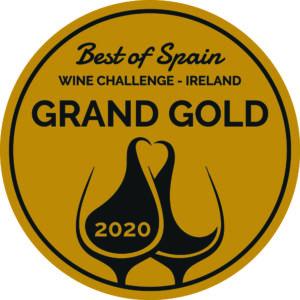 Gran Oro - Best of Spain Wine Challenge Irlanda 2020