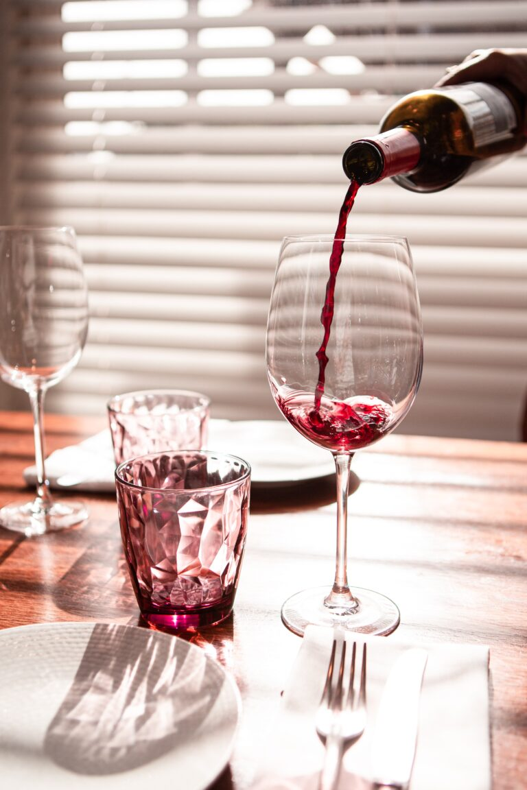 Probar vino