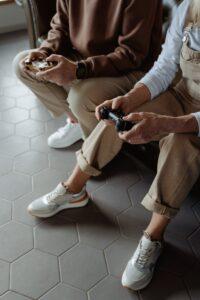 vino y videojuegos