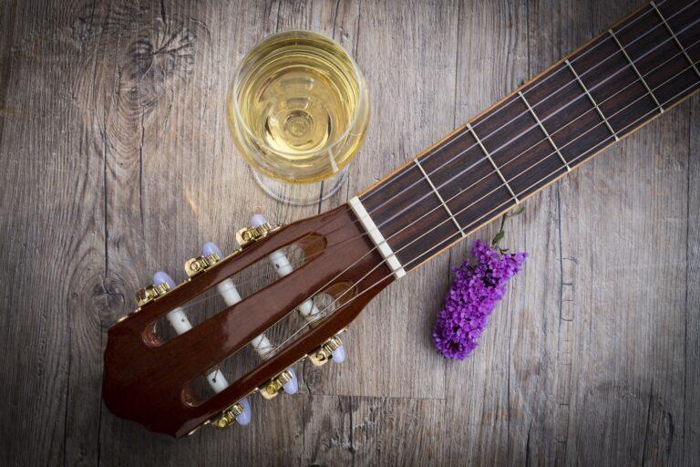 musica y vino