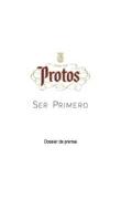 Dossier de Prensa Protos 2020