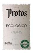 Etiqueta Protos Verdejo Ecológico