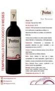 Ficha de Cata Protos Tempranillo Ecologico 9 meses