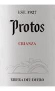 Etiqueta Protos Crianza