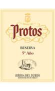 Etiqueta Protos  Reserva