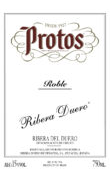Etiqueta Protos Roble